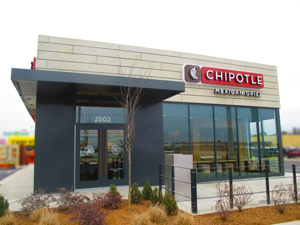 Chipotle Mexican Grille Fenwalls